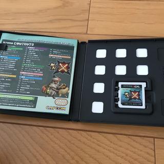モンスターハンターX 3DS