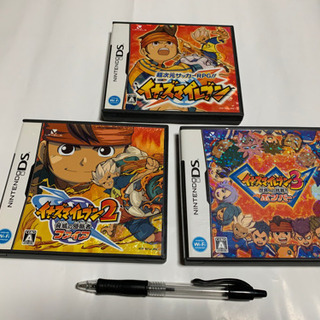 Nintendo DSソフト3本セット