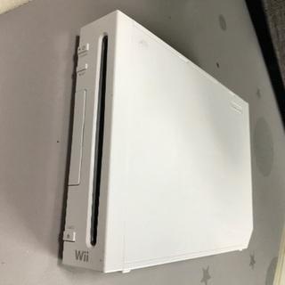 Wii本体及び付属品、ハンドルなど - 売ります・あげます