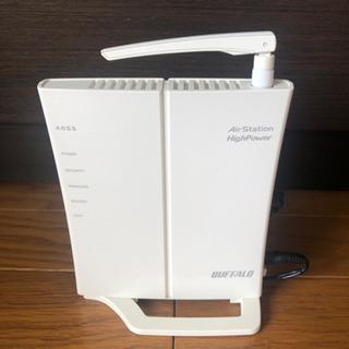 無線LAN バッファロー