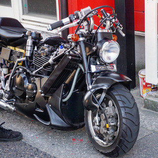 シャリー50 250エンジン