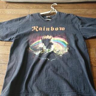 リッチー・ブラックモア  レインボー Tシャツ XL