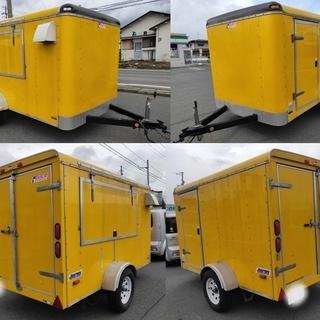 アメリカン キッチントレーラー 移動販売車