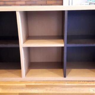 取引中【残り1つ】棚 本棚 カラーボックス