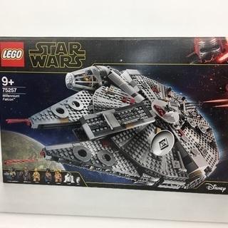 【新品】LEGO  75257 ミレニアム ファルコン