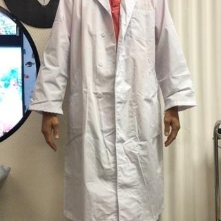 【福岡市城南区東油山】新品未使用の白衣です。モデルは182センチ...