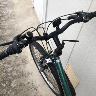 【難あり】折り畳みマウンテンバイク - 売ります・あげます