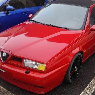 希少 アルファロメオ 155 8V Alfa Romeo