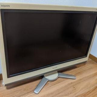 シャープ AQUOS 32V液晶テレビ