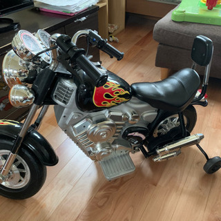 ミニモーターバイク
