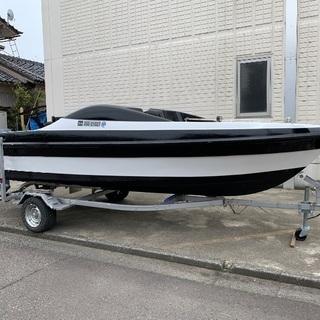 値下げヤマハSRVボート船外機2スト70ps