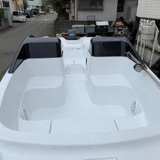 値下げヤマハSRVボート船外機2スト70ps − 福井県