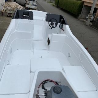 値下げヤマハSRVボート船外機2スト70ps - スポーツ