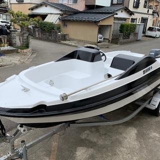値下げヤマハSRVボート船外機2スト70ps - 売ります・あげます
