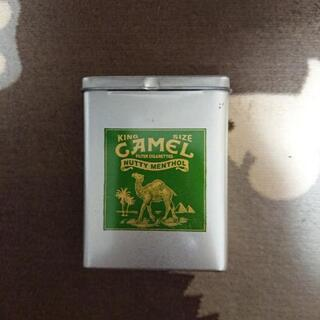 キャメル缶