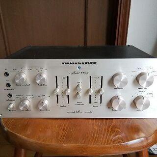 マランツUSA 名機プリアンプmodel3300 出音正常品