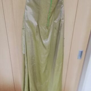 緑 ドレス