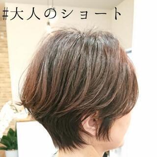 【hair design miel】ショートが得意な美容室