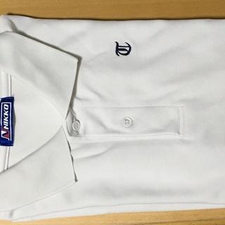 館林高校 半袖ポロシャツ 男性用Lサイズ