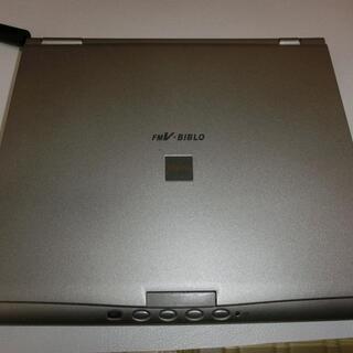 (ジャンク)ノートパソコン FMV-BIBLO NE3/43E