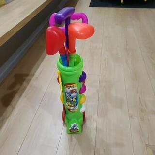 プラスチック ゴルフクラブおもちゃ