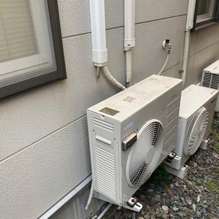 エアコンガス圧点検