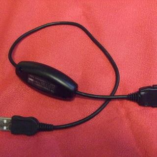 🔸🔷FOMA 充電機能付USB接続ケーブル 02🔷🔸 画像やデー...