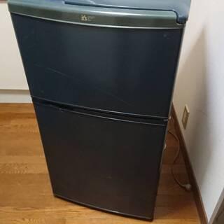 サンヨー 冷蔵庫 2000年製品の画像