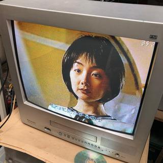 Panasonic 20インチ ビデオ内蔵 値下げ