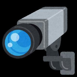 防犯カメラ ネットワークカメラの取付と各種設定