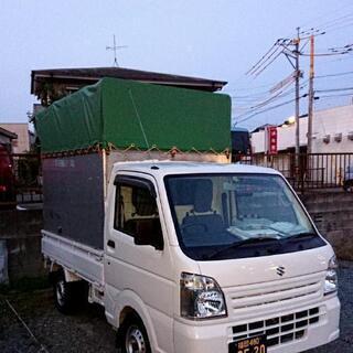 ライトカーゴフォワード 福岡市 単身引越 家具 家電 軽貨物 軽運送