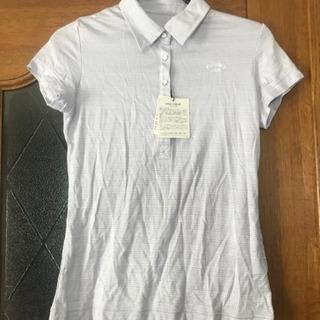 新品 キャロウェイ ポロシャツ 半袖 S Tシャツ ゴルフ