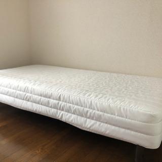 ベッド シングル 無印