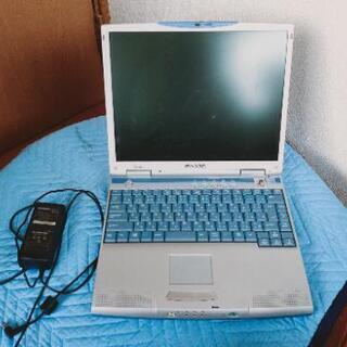 パソコン sharp PC-MJ760C ジャンク