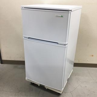 中古☆YAMADA 冷蔵庫 2019年製 90L