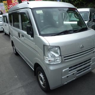 軽バン専門店在庫50台 NV100クリッパー 5AGS 平成27...