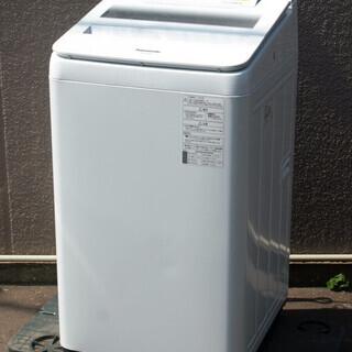 パナソニック 7kg 全自動洗濯機 NA-FA70H6 ☆…