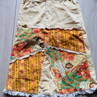 スカート 100
