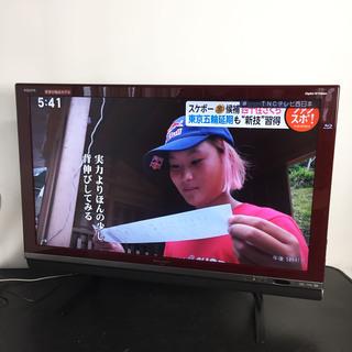 中古☆SHARP 液晶テレビ AQUOS LC-40DX2