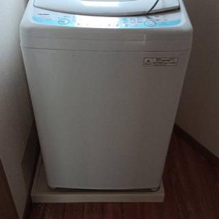 決まりました 全自動洗濯機