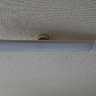 LEDシーリングライト リモコン付き 長方形タイプ 20W 6畳...