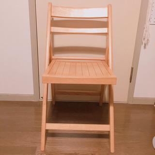 折りたたみ椅子(譲り先決まりました