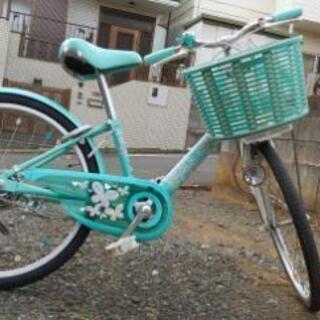 女の子用自転車(お譲りします)