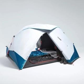 ★ NEW 新品 テント 2人用 フランス 画期的!ヒモを引っ張...