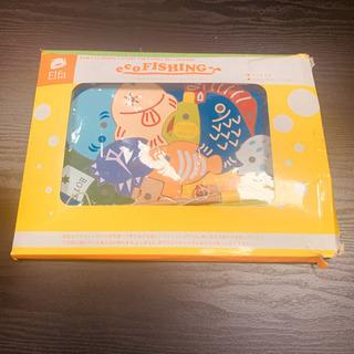 ご自宅遊びに♪🌸 Elfa エルファ おさかなつり 木製パズル ...