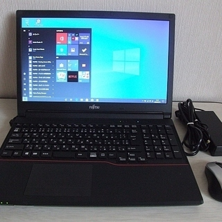 高速SSD120GB搭載 第四世代 Core i3-4000M ...