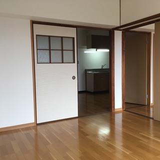 【初期費用家賃のみ】飯塚市柏の森、嬉しい広さの3DK♪【保証人な...