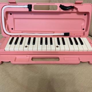 YAMAHA鍵盤ハーモニカ(ピンク)