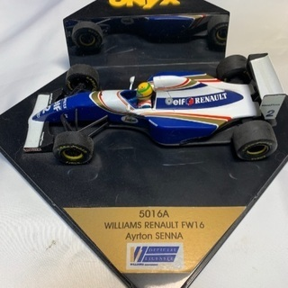 1/24 ONYX Williams RENAULT FW16 ...