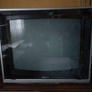 ソニー 27型 モニターテレビ KX-27HF3 (不良品)